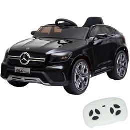 Mini Carro Elétrico Importway Mercedes Benz GLC Coupe Concept 12V Preto