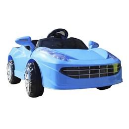 Mini Carro Elétrico Infantil BW-005A Azul