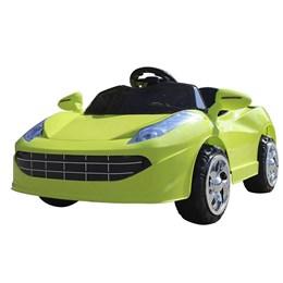 Mini Carro Elétrico Infantil BW-005VD Verde