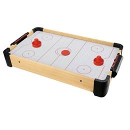 Mini Mesa de Air Hockey Infantil Importway Portátil com Marcador de Gol
