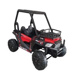 Mini Quadriciclo Elétrico Importway BW186VM Vermelho para até 02 Crianças