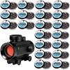 Mira Holográfica Red Dot 11mm CBC 1 x 30 + 2500 Chumbinhos 5.5mm Snyper Diabolô Airsoft