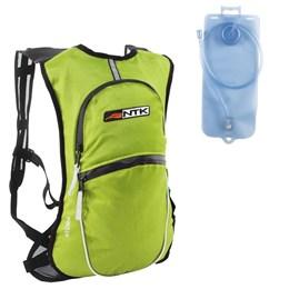 Mochila Daypack para Hidratação Hydra + Bolsa de Hidratação Hydrabag 2L Nautika