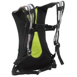 Mochila Daypack para Hidratação Hydra - Nautika 202000-Verde e Preto