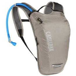 Mochila de Hidratação Camelbak Hydrobak Light 1,5 Litros Bege com Reservatório