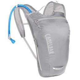 Mochila De Hidratação Hydrobak Light Women 1,5 Litros Prata com Reservatório