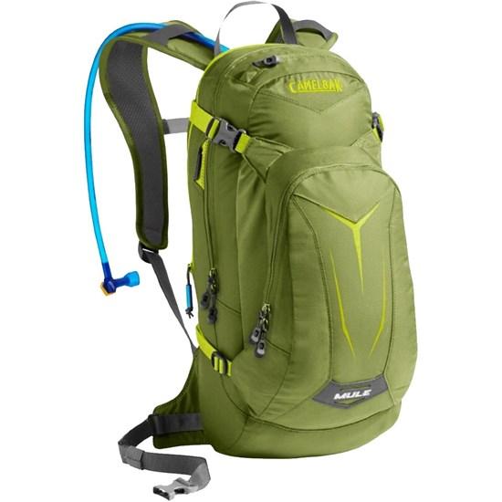 Mochila de Hidratação M.U.L.E 3 Litros Verde para Mountain Bike - Camelbak 750121