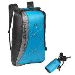 Mochila Estanque Ultrasil Dry Daypack 22 Litros Azul - Sea to Summit 804330