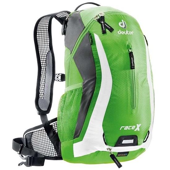 Mochila para Ciclismo Race X Verde Capacidade 12 Litros - Deuter 708139
