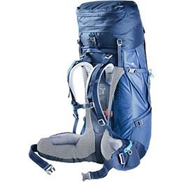 Mochila Semi-Cargueira Deuter Futura Vario 45+10 SL 2018 para Trekking Azul