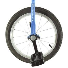 Monociclo Mirim Aro 16 Altmayer AL-121 em Aço Carbono Azul