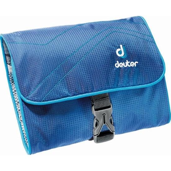 Necessaire Organizadora Wash Bag I para Viagem com Gancho Azul - Deuter