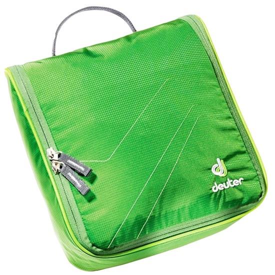 Necessaire para Viagem Wash Center II Verde Leve e Compacta - Deuter 707050