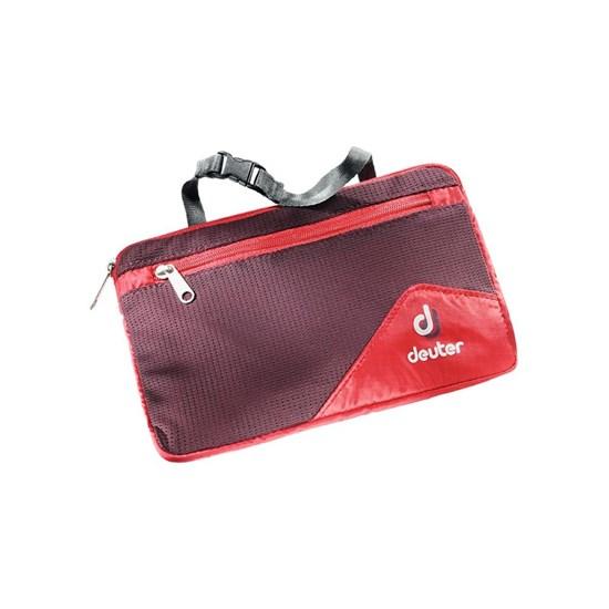 Necessarie para Viagem Wash Bag Lite II Vermelho - Deuter