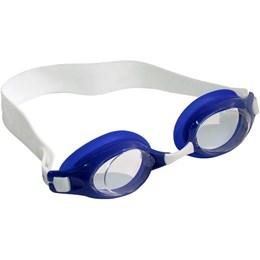 Óculos de Natação Century Juvenil com Tira de Silicone Azul - Nautika 500100