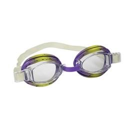 Óculos de Natação Split Infantil Roxo e Amarelo - Nautika 113100
