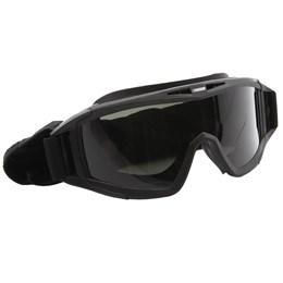 Óculos de Proteção Airsoft Nautika Multi com 3 Lentes