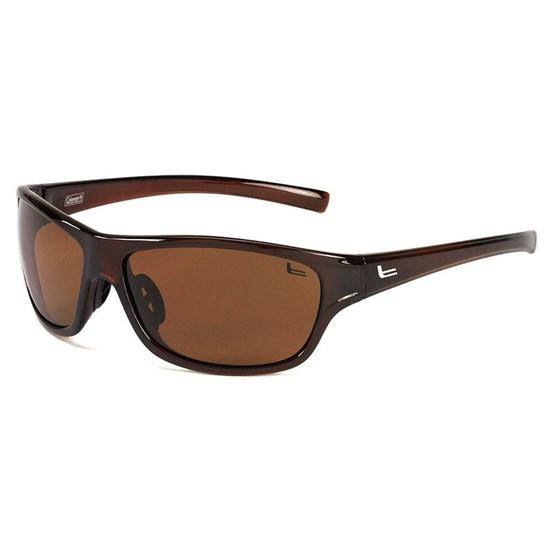 Óculos de Sol Esportivo Lentes Polarizadas 100% UVA-UVB - Coleman C6038C2