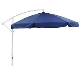 Ombrelone para Jardim Azul 3 Metros Malaga 300 Garden Nautika
