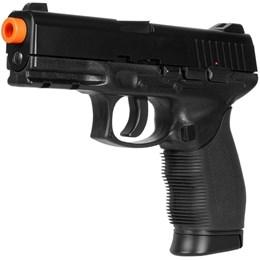 Pistola Airsoft 24/7 com Trava de Segurança KwC com 500 BB's 0,20g