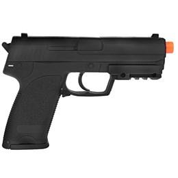 Pistola Airsoft CM125 USP Elétrica Bivolt - Cyma AS000209