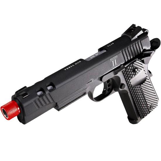 Pistola Airsoft CO2 e GBB SECUTOR RUDIS II Stone 300 fps 6mm Blowback