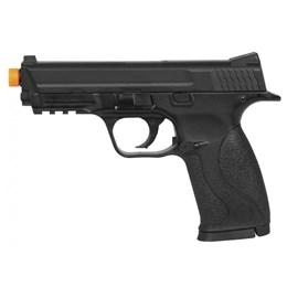 Pistola Airsoft CO2 KWC MP40 Semi Automática até 456 FPS