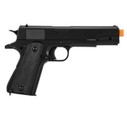Pistola Airsoft Colt 1911 Spring 260 FPS - Double Eagle M292