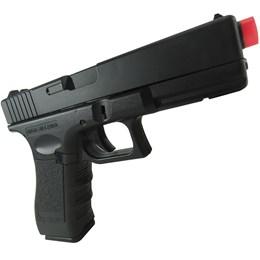 Pistola Airsoft Elétrica Cyma CM030S 200 FPS com Mosfet e Gearbox Rolamentada