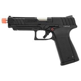 Pistola Airsoft GBB G&G GTP9 em Polímero com Blowback e Maleta