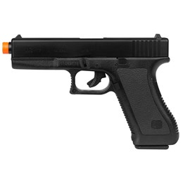 Pistola Airsoft KwC K17 com Trava de Segurança Full ABS