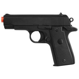Pistola Airsoft P88 Colt Mustang 250 FPS + Munições Airsoft 2000 Un 6mm