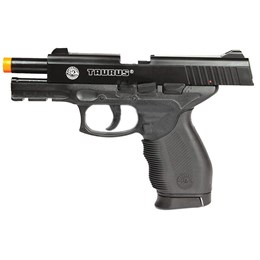 Pistola Airsoft Taurus PT24/7 295 FPS Trava de Segurança - Cyber Gun