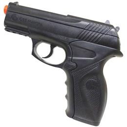 Pistola Airsoft WinGun C11 + 1000 BB's 0,20g + 5 CO2 + Óleo para Hop Up + 2 Alvos