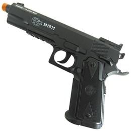 Pistola de Airsoft CO2 CyberGun Colt 1911 424 fps 6mm