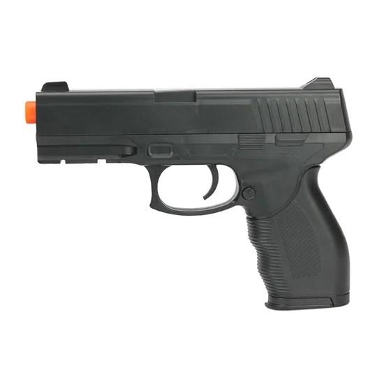 Pistola de Airsoft Spring Vigor 24/7 V310 6mm em Polímero 130FPS