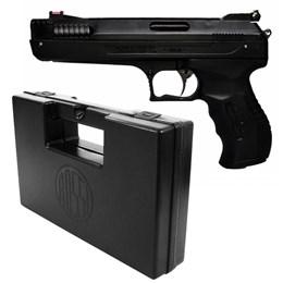 Pistola de Pressão 2004 4.5mm com Maleta Case Rossi
