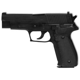 Pistola de Pressão 4.5mm 183 fps KwC P226 Spring Semi-Metal