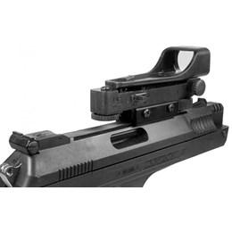 Pistola de Pressão 4,5mm 410 FPS com Red Dot Preto - Beeman 2006