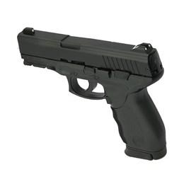 Pistola de Pressão 4,5mm KWC 24/7 Slide em Metal 200 FPS