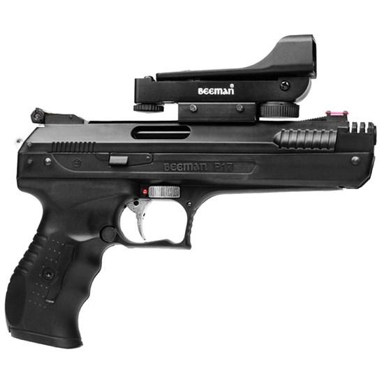 Pistola de Pressão 5,5mm 328 FPS com Red Dot Preto - Beeman 2006
