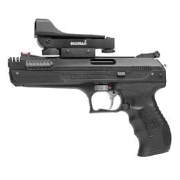 Pistola de Pressão Beeman 2006 com Red Dot Preto + Maleta Case Rossi
