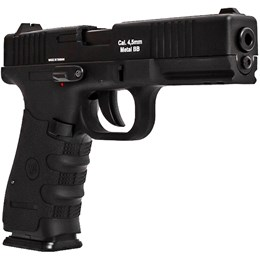 Pistola de Pressão CO2 WinGun W119 4.5mm 442 fps Full Metal