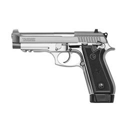 Pistola Taurus PT59S Calibre 380 ACP Cano 5.1 Polegadas em Inox Fosco