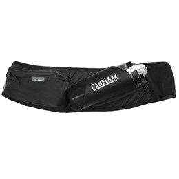 Pochete de Hidratação Camelbak Flash Belt Preto com Garrafa Peak Chill