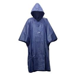 Poncho Impermeável Azul para Camping - Nautika