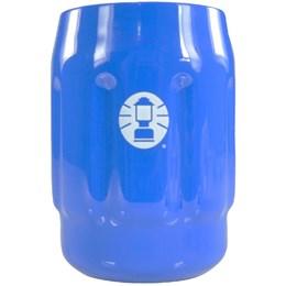 Porta Latas Térmico Flexível 350 ml Coleman Azul