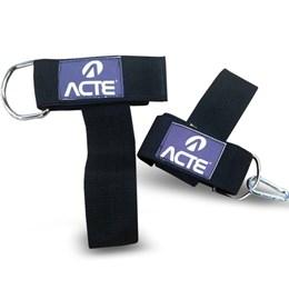 Puxador Par para Crossover Acte Sports T202 com 1 Mosquetão