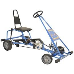 Quadriciclo Pedal Kart Altmayer AL-35 Azul