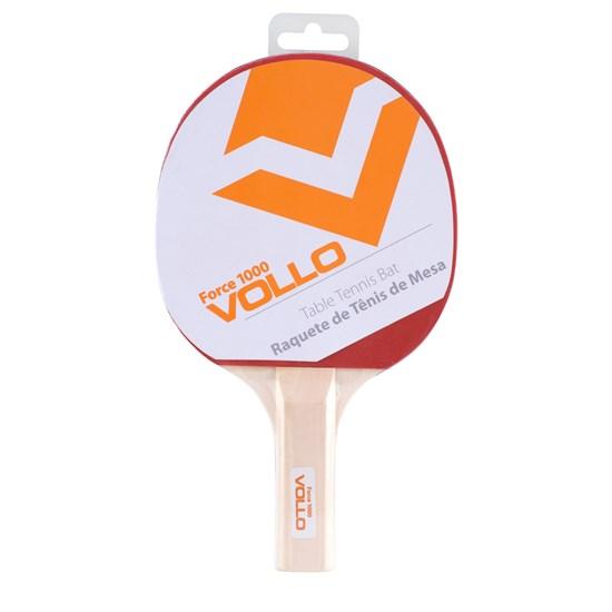 Raquete Tênis de Mesa Force 1000 Table Tênnis - Vollo VT601